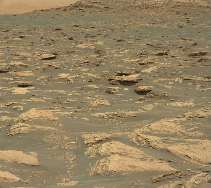 NASA's Mars rover Curiosity acquired this image using its Mast Camera (Mastcam) on Sol 1721