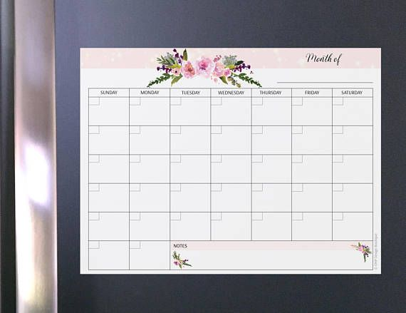 Reusable Monthly Calendar : Unique magnetic calendar ideas on pinterest