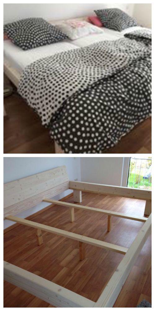 die besten 25 familienbett bauen ideen auf pinterest betten bei ikea ikea betten und. Black Bedroom Furniture Sets. Home Design Ideas