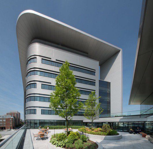 Architecture Spaulding Hospital, Charlestown, Boston, Massachusetts, Healthcare Hospital #architecture, #hospital
