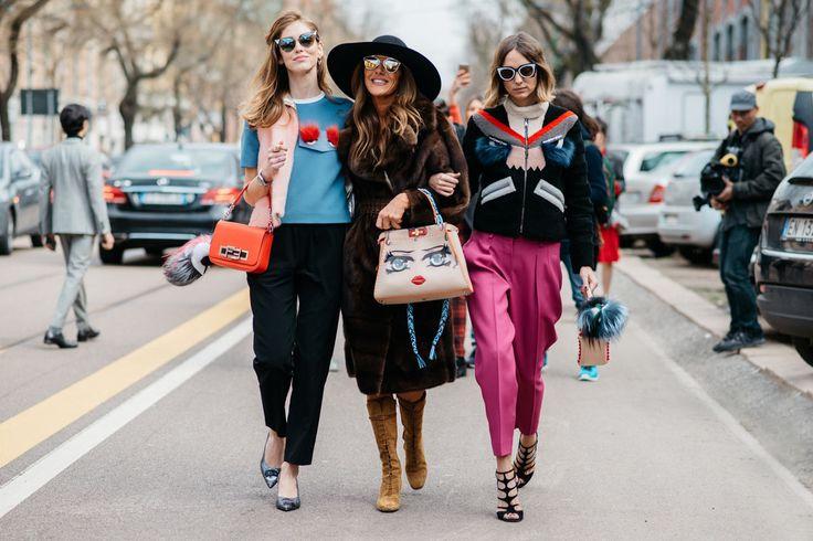 Semana de la moda Milan Fall 2015