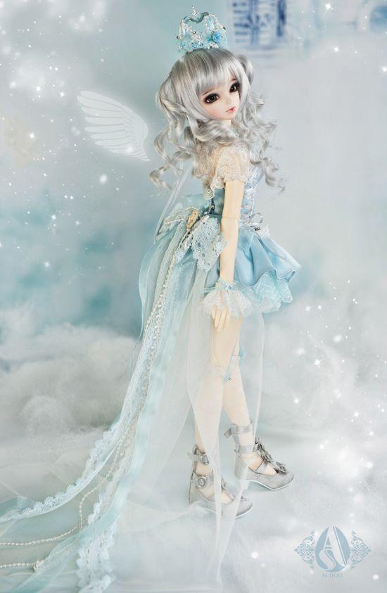 1/4 girl western-dress/Fantasy - Outfit Angell Studio En