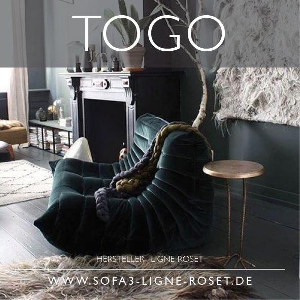 LIGNE ROSET TOGO #togo #togosofa #ligneroset #sofa #sofa3 #heidelberg #