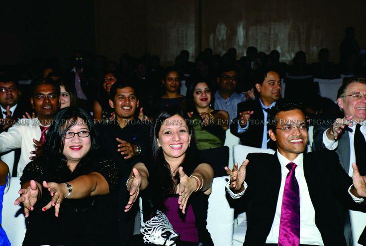 Corporate Events   Annual Awards   Masquerade Theme   Theme Events   Audience Engagement   Aranca   Pegasus Events   Mumbai