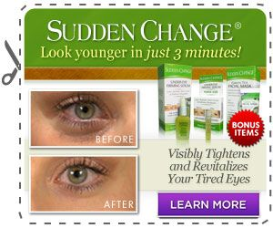 Sudden Change Under Eye Serum can make a huge difference in your appearance. Enjoy the benefits of this product if you want an instant eye- lift. You can see results instantly that last all day.  #beauty