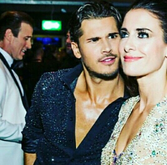 Strictly Come Dancing - Gleb Savchenko and Kirsty Gallacher