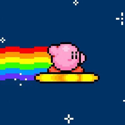 via GIPHY in 2020 Kirby, Pixel art, Kirby art
