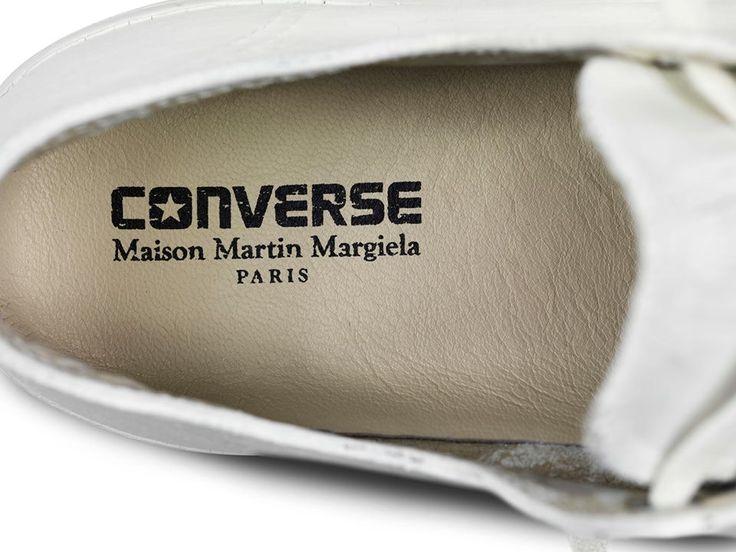 Maison Martin Margiela x Converse 09/2013 • Ma Sérendipité
