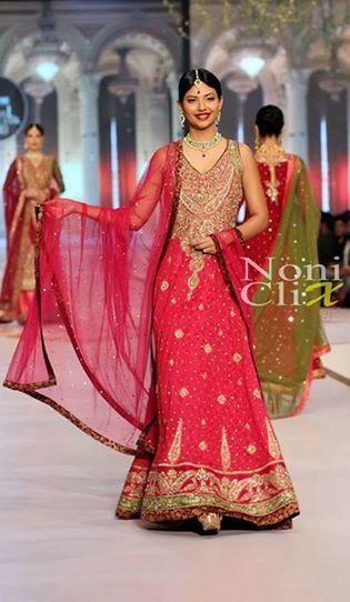 Pakistani fashion show. #Style 360. #bridal couture week 2014 #karachi.
