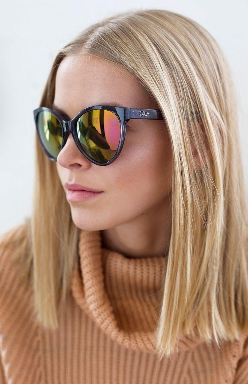 FESTIVAL ESSENTIAL!Quay I Love Lucy Sunglasses Grey | Beginning Boutique #BBFEST #beginningboutique