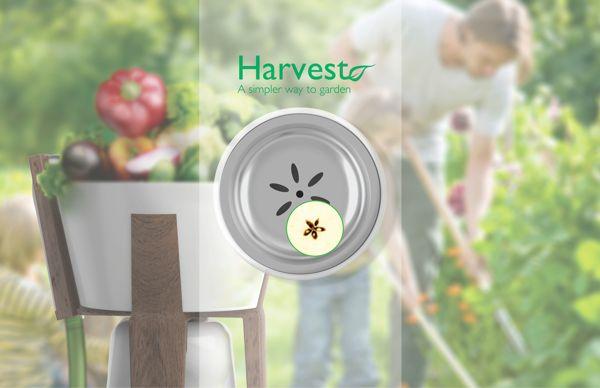 Harvest on Behance