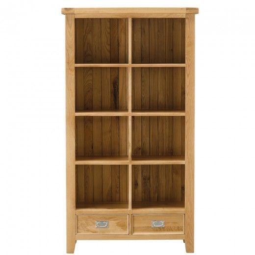 Orchard Oak Large Bookcase