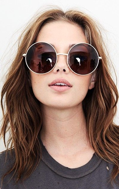 Summer time is big dark glasses time! Keep your eyes and under eyes out of the sun and out of harm! #glassesobsessed