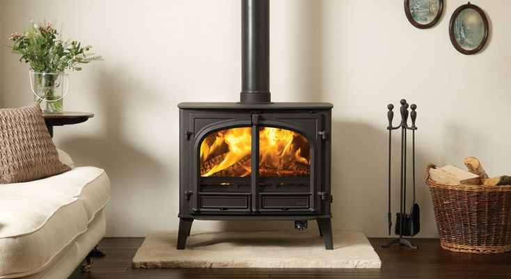 Stockton 14HB High Output Boiler Stoves - Stovax Traditional Stoves
