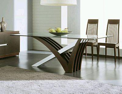 MuyAmeno.com: Muebles Modernos de Comedor de Madera