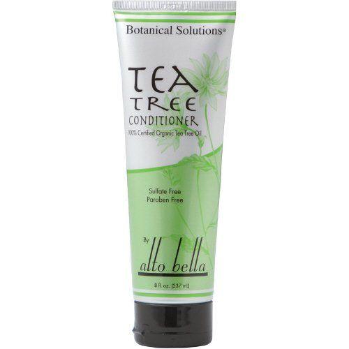 Alto Bella Tea Tree Conditioner, 8 oz - http://essential-organic.com/alto-bella-tea-tree-conditioner-8-oz/