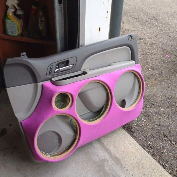 8 Best Car Audio N Custom Images On Pinterest Bespoke Cars Rhpinterest: Custom Door Panels Car Audio At Gmaili.net