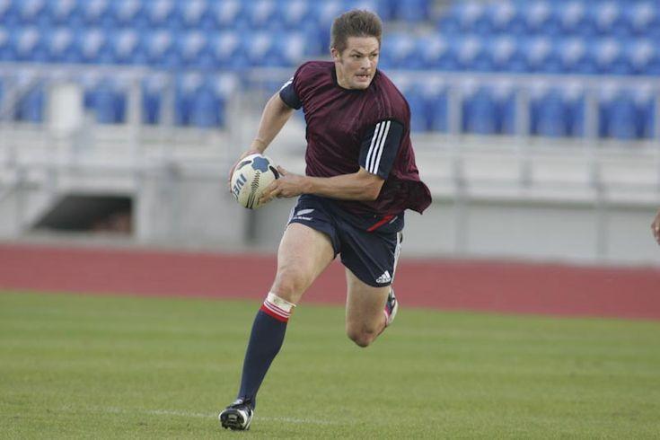On Rugby Richie McCaw, un mese di stop: ha giocato con una costola rotta » On Rugby