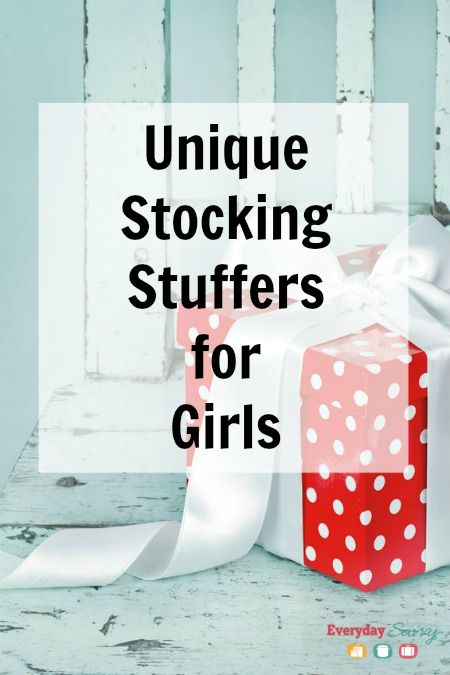 Unique stocking stuffers for girls stockings the o 39 jays Unique stocking stuffers adults