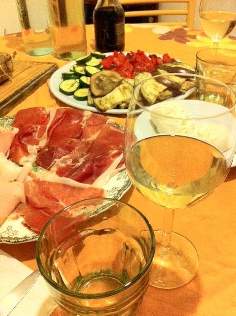 復活祭 IN 2014・その2 : Vento,vento! Portami a roma con te!