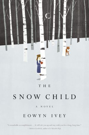 The Snow Child by Eowyn Ivey   update ..  a beautiful story, very well written.   A wonderful fairy tale to be lost in <3