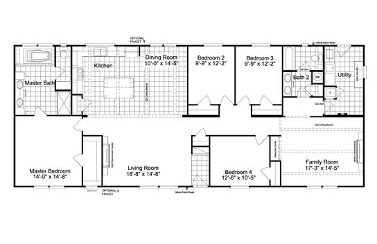 Find A Floor Plan | Find A Home | Cavco New Braunfels TX