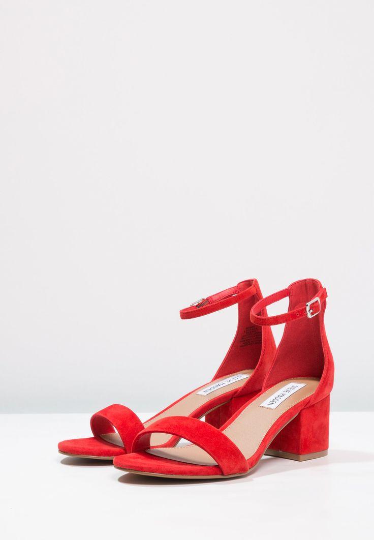 IRENEE - Sandalen - red. Schoenen Steve Madden ...