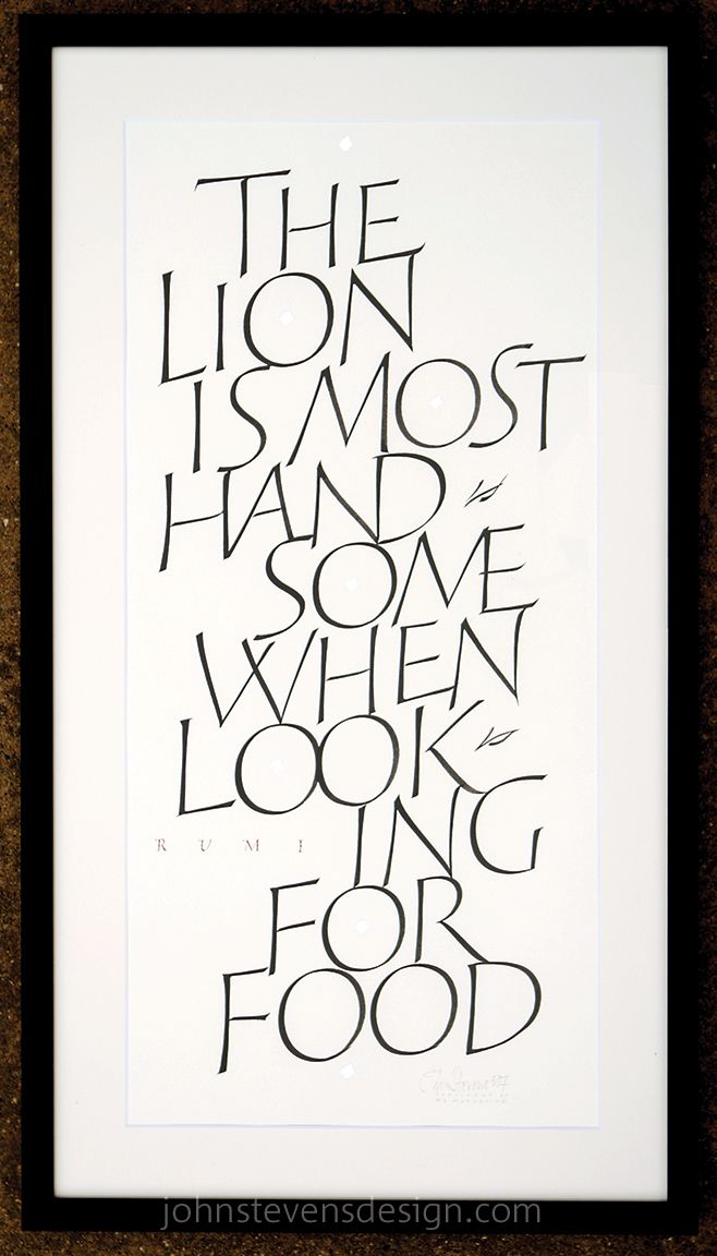 Best calligraphy inspiration images on pinterest