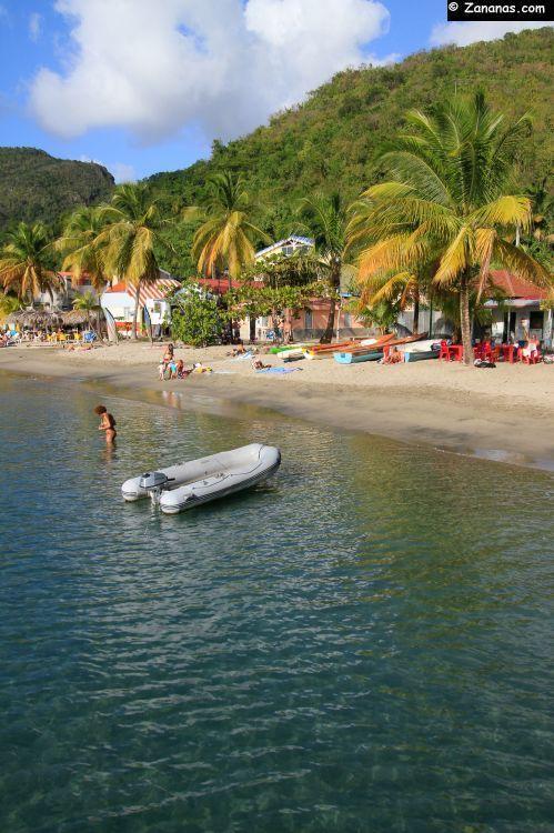 Grande Anse d'Arlet - Anses d'Arlet - Martinique