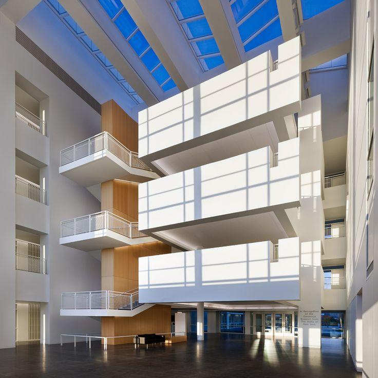 8 best inspiration idea richard meier architect - Cornell university interior design program ...