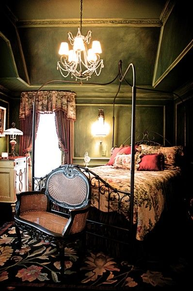 French Bedroom Interior Design Atlanta Old World Design