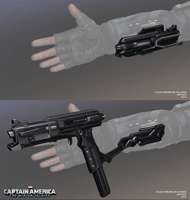 flechas de hawkeye avengers 2 concept art - Buscar con Google