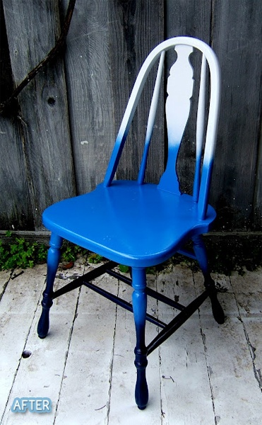 Better After: Chair Scares and Repairs