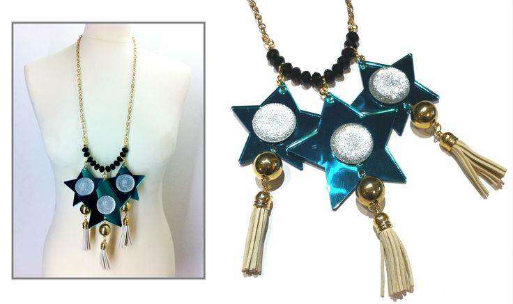 stars necklace!