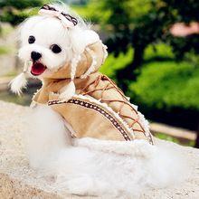 Mode Nest Hond Capuchon Pet Kleding Voor Kleine Honden En Katten Chihuahua YorkiesTeddy Kat Vest Hond Kleren Winterjas(China (Mainland))