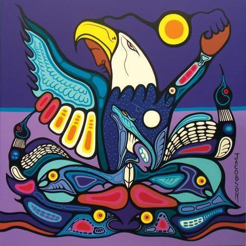 mark anthony jacobson   Mark Anthony Jacobson - Rainbow Thunderbird