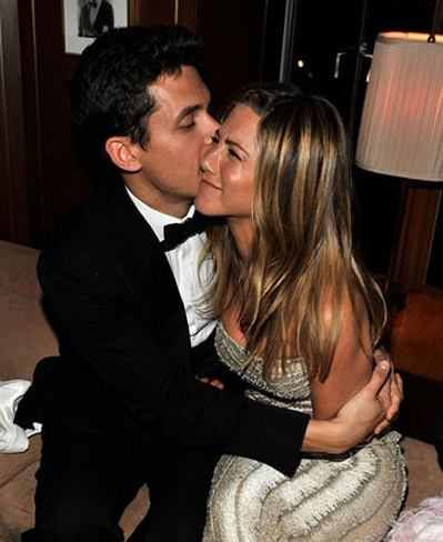 Justin Theroux and Jennifer Aniston by http://www.wikilove.com