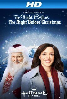 The Night Before the Night Before Christmas (2010) Poster