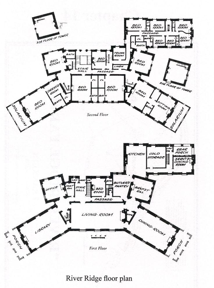 Wonderful large mansion house plans photos ideas house for Huge mansion floor plans