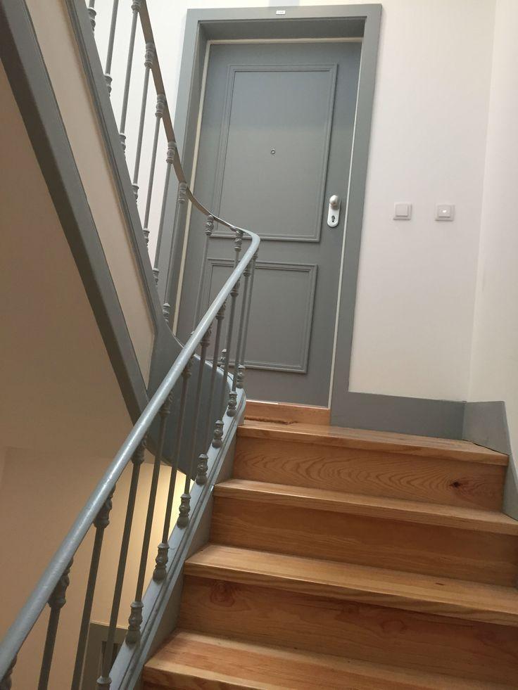 Vitrification Des Marches D Escalier Home Sweet Home En 2019 Cage Escalier Deco Cage Escalier Et Escaliers Maison