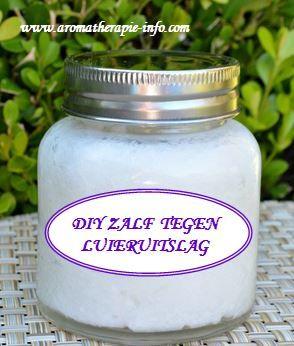 Maak je eigen zalf tegen luieruitslag met natuurlijke kokosolie, sheaboter en bijenwas.