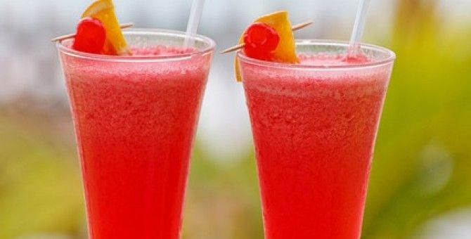 Fruit juices combination