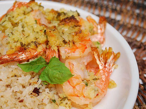 Baked Shrimp Scampi by ItsJoelen, via Flickr