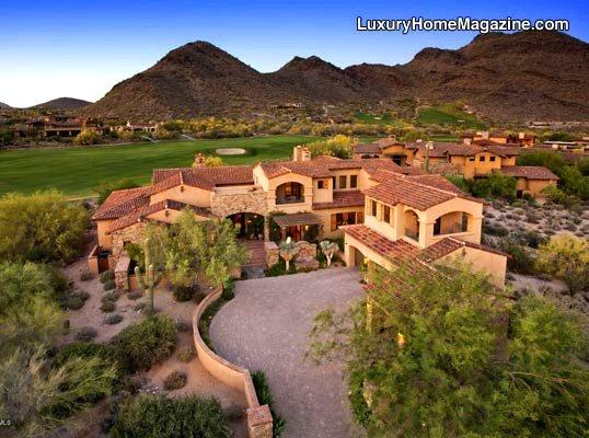 Luxury Home Magazine Arizona