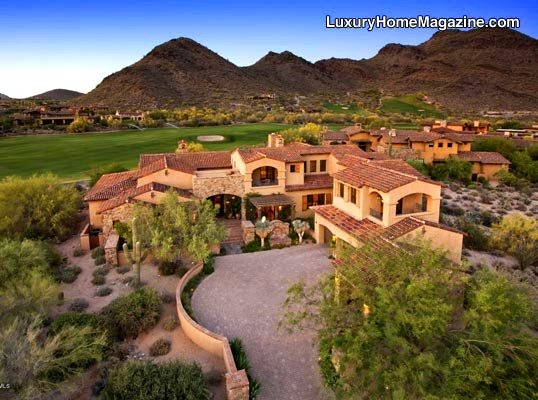Luxury Home Magazine Arizona