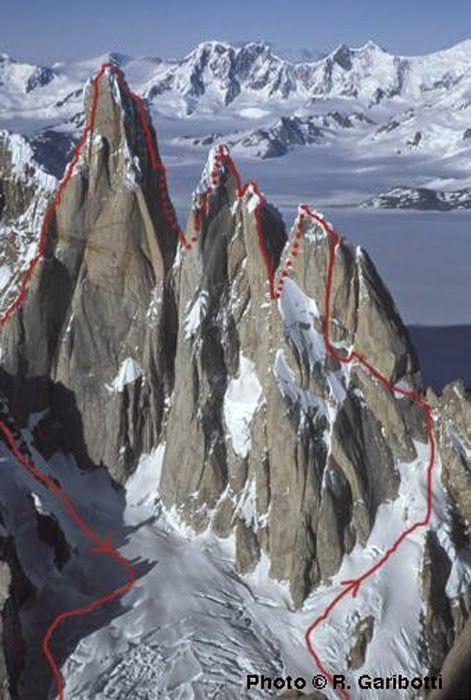 Alpin Journal: ....und ein weiterer Meilenstein in Patagonien