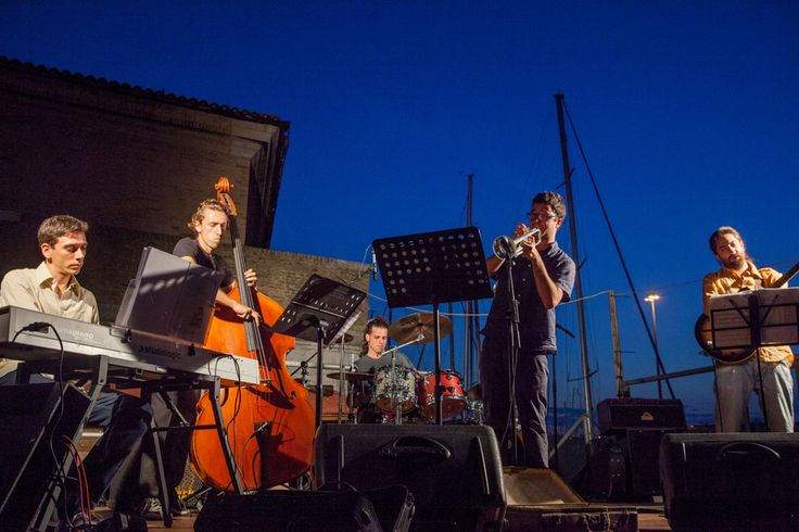 Judo Pluto in concerto - Adriatico Mediterraneo Festival 2013