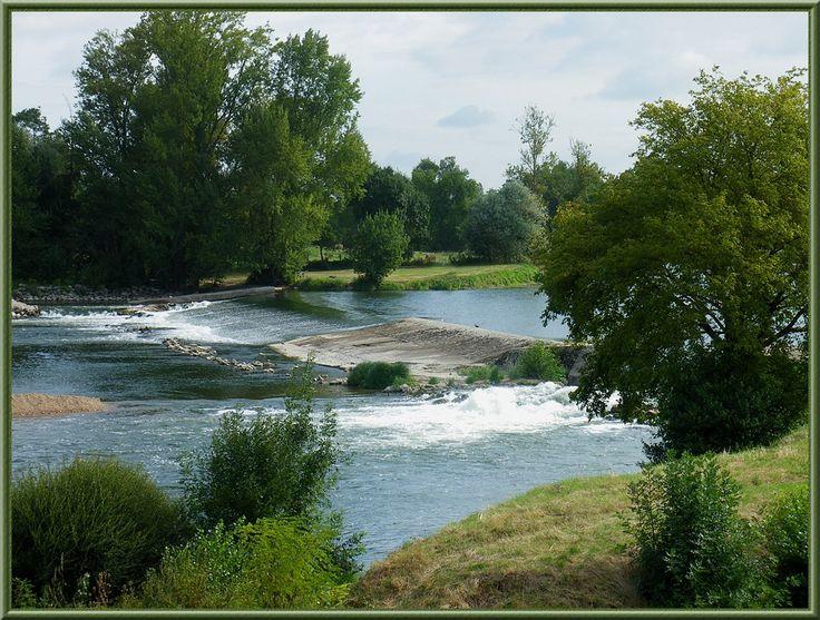Le barrage de Savonnieres