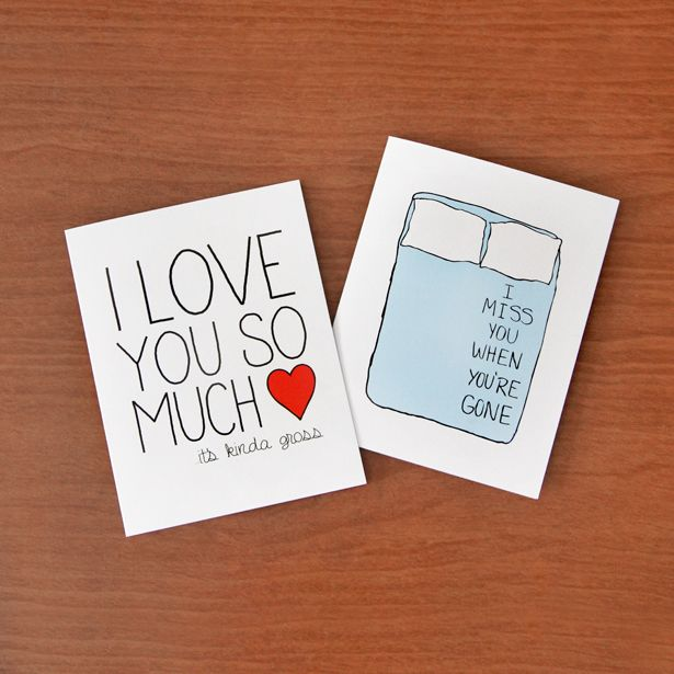 Illustrated Greeting Card Set by Julie Ann Art