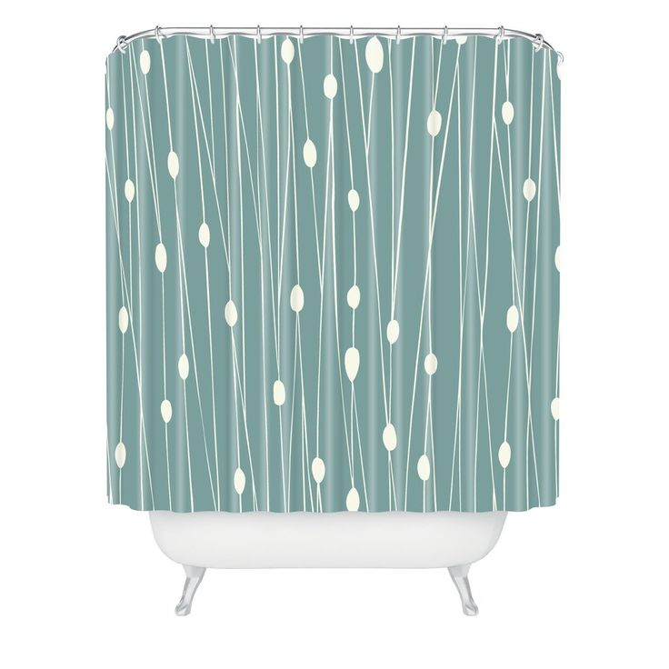 Heather Dutton Entangled Shower Curtain   DENY Designs Home Accessories